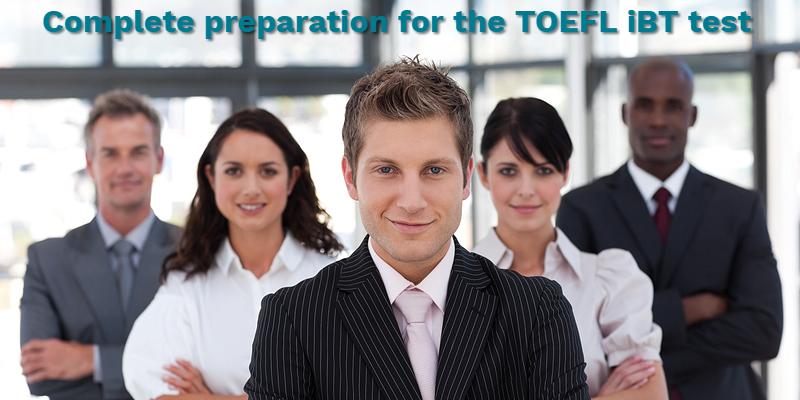 Formation test TOEFL iBT